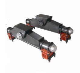 Trailer Suspension- Germany Type Bogie Suspension for Trailer Truck pictures & photos