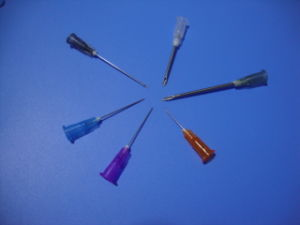 Hypodermic Needles All Gauges pictures & photos