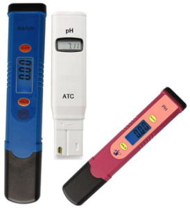 High Accuracy Pen-Type pH/TDS/Conductivity Meter pictures & photos