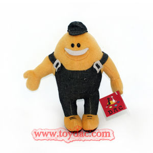 Plush Potato Doll Toy with Clothes pictures & photos