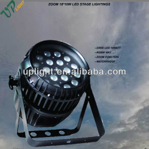 Waterproof 18*10watt RGBW 4in1 Zoom LED Wall Washer pictures & photos