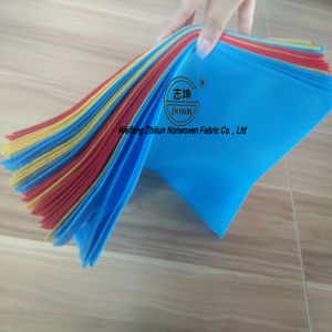 Spunbond Nonwoven Fabric for Shopping Bag pictures & photos
