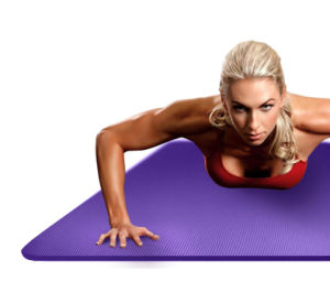 72 X 24 Inch Rubber Foam Purple Mat for Yoga, Fitness, Gym with Ce, En71, RoHS, Rach Certificates pictures & photos