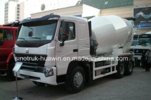 6*4 8cbm HOWO Concrete Mixer Truck pictures & photos