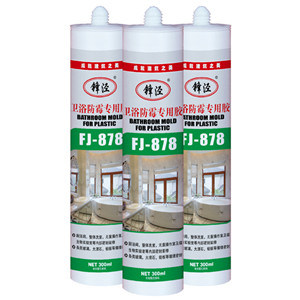 Silicone Adhesive Glue for Adhesion of Plastic, Glass, Metal and Concrete pictures & photos