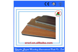 Best Price Wood Texture Aluminum Composite Panel pictures & photos