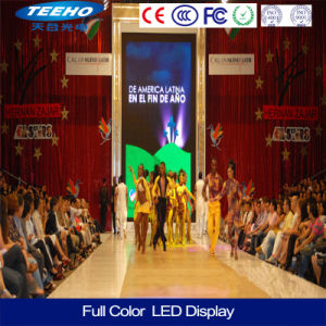 Lightweight Die Casting Cabinet Indoor P6 LED Display pictures & photos