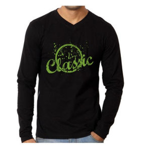 Cheap Oversized Long Sleeve Men`S T-Shirt pictures & photos