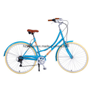 700c City Bike/Bicycle, Fixed Bike/Bicycle 1-SPD (YD16CT-70506) pictures & photos