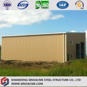 Prefabricated Light Steel Structure Storage House pictures & photos