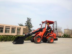 Telescopic Wheel Loader with Ce for Europe Market pictures & photos