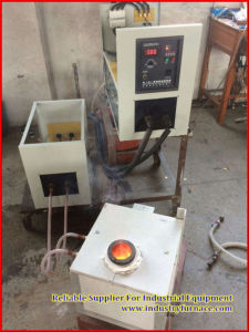 Hf-15 Induction Smelter/Stove/Furnace for Gold/Platinum/Rhodium/Alloy Melting/Heat Holding. pictures & photos