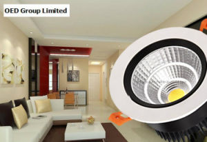 3W 5W 7W 10W 12W 15W 20W 25W 30W 40W 50W LED Ceiling Spotlight for Hotel and Meeting Room pictures & photos