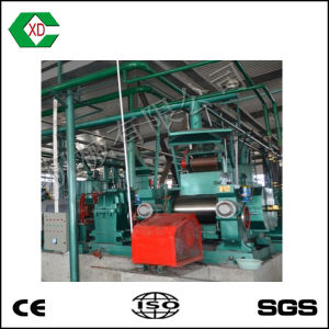 Waste Tyre Recycling Twin Rollers Rubber Cracker pictures & photos