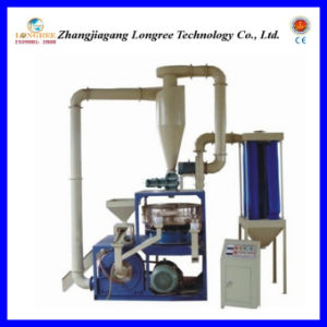 New Designed PVC/PE Granule to Powder Pulverizer, Plastic Powder Grinder pictures & photos