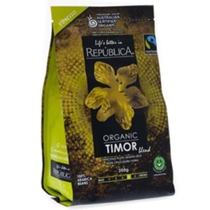 Green Coffee Bean Packaging Bags (DR4-QF01)