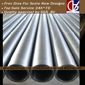 Aluminum Pipe with Strong Hardness From 25-Years Factory