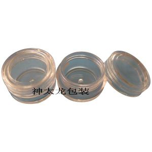 5g Mini Plastic Cream Jar Cosmetic Jar pictures & photos