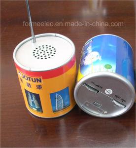 Mini Radio Milk Cans Electronics Gift Milk Powder Jar pictures & photos