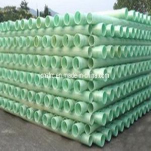 FRP Pultruded Profile Clear PVC Fiber Reinforced Plastic Hose Pipe Zlrc pictures & photos