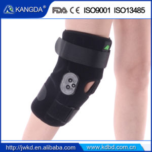 FDA Ce Certificated Knee Brace ROM Knee Support for Pain Relief and Patella Stabilizer pictures & photos