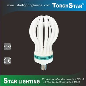 High Power 200W Lotus Shape Tri-Phosphor CFL Lamp pictures & photos
