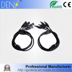 IP67 PV Cable Mc4 Connector for Solar Inverter pictures & photos
