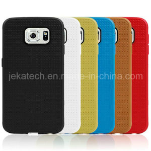 Honeycomb Design TPU Case for Samsung Galaxy S6 pictures & photos