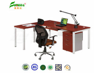 MFC High End Metal Frame Office Desk pictures & photos
