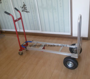 Foldable Aluminium Hand Trolley pictures & photos