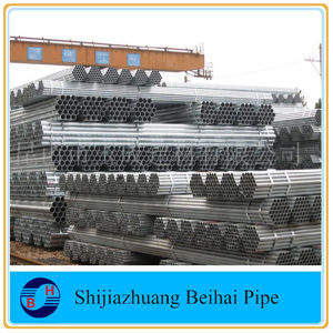 BS1387 Carbon Steel Sch40 Hot Dipped Gi Pipe pictures & photos