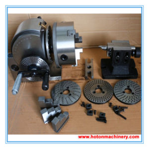 Universal Dividing Head for Milling Machine BS-2 pictures & photos