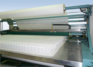 Automatic Pocket Spring Assembly Machine pictures & photos