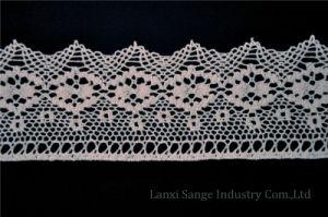 Cheap Cotton Lace for Garment pictures & photos