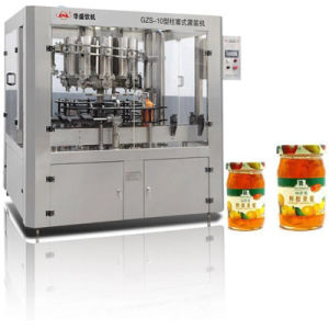Ketchup Filling Machine