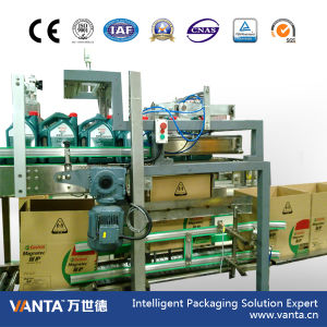 15cpm Automatic Carton Packing Machine Dropdown Case Packer