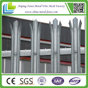 PVC Coated Palisade Fencing Direct Factory for Sale pictures & photos