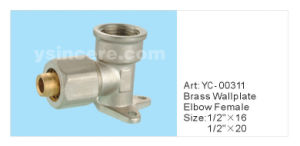 Compression Fittings for Pex-All-Pex Pipe pictures & photos