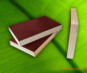 21mm Thickness Poplar Core Phenolic Plywood pictures & photos