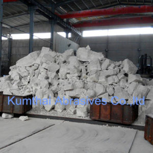 High Quality White Fused Alumina (WA / WA-B / WA-P / WA-R) pictures & photos