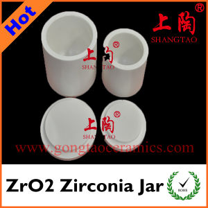 Zro2 Zirconia Jar pictures & photos