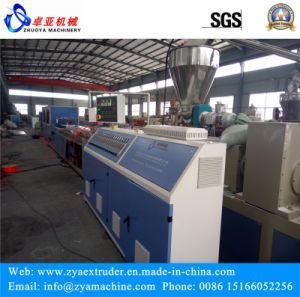 PVC Ceiling Board Interior Decoration Panel Extruder Machine pictures & photos