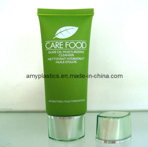 Oval Cosmetic Tube Packaging for Skin Care Products pictures & photos