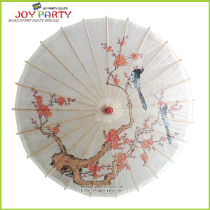 Radius 42cm Paper Umbrella for Photo Background