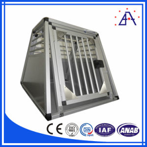 6063-T5 Pet Crate Aluminum Profile pictures & photos