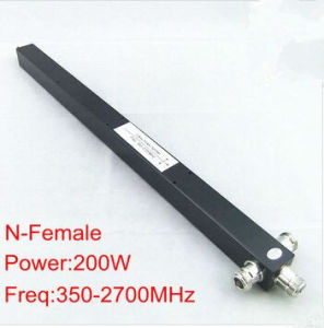 Passive Microwave Wireless RF Cavity Power Divider 3 Way (350-2700MHz, 200W) pictures & photos