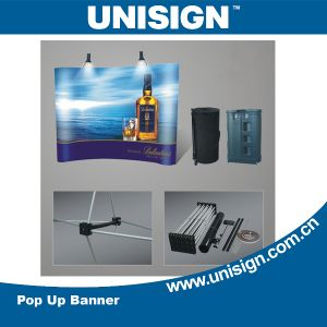 Pop up Banner Stand (UP-A, UP-B, UP-C) pictures & photos