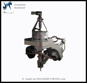 High Precision 5 Axis Water Jet Cutter Head for Waterjet Cutting Machine pictures & photos