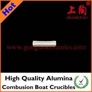 High Quality Alumina Combusion Boat Crucibles pictures & photos