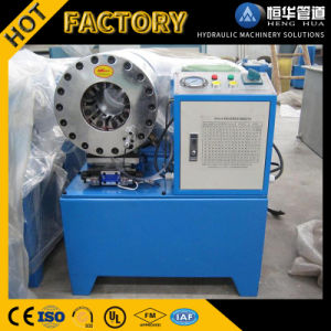 Heng Hua Dx68 Hydraulic Pipe Hose Crimping Machine in China pictures & photos